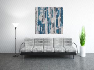 Abstract modern art Melinda Driscoll