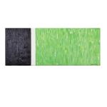 modern abstract art texture green black white