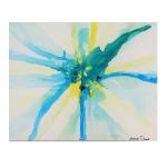 watercolor acrylic georgia o keeffe